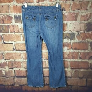 Michael Kors Boot Cut Womens Jeans Size 14